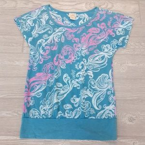 3 for $20 Eyelash Couture short sleeve blouse